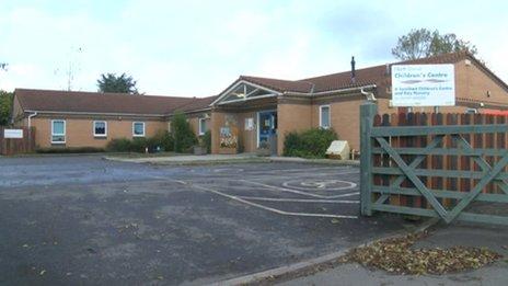 Dorset child care centre