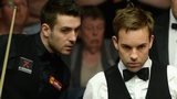 Mark Selby and Ali Carter