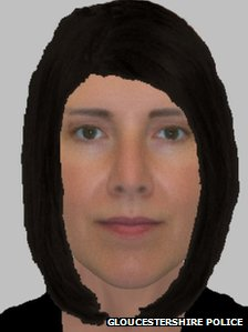 Efit of the woman police wish to question