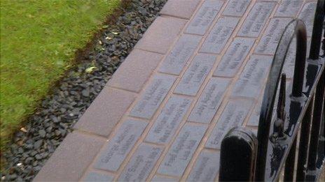 Hednesford memorial