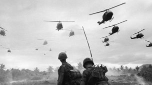 Helicopters in Vietnam