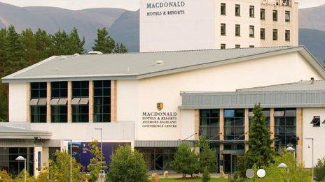 Macdonald Hotels resort, Aviemore