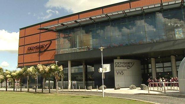 Odyssey Pavilion