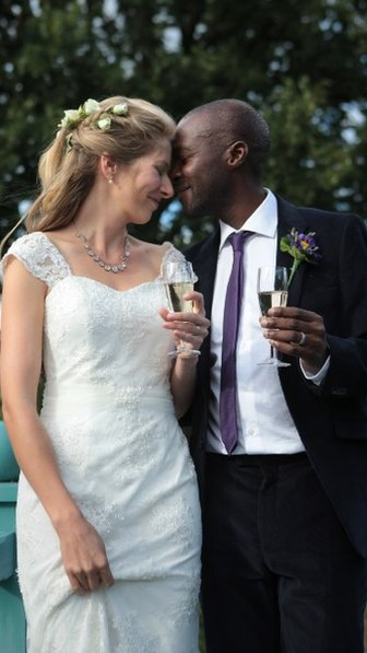 Olivia and Jay Merriman Mukoro