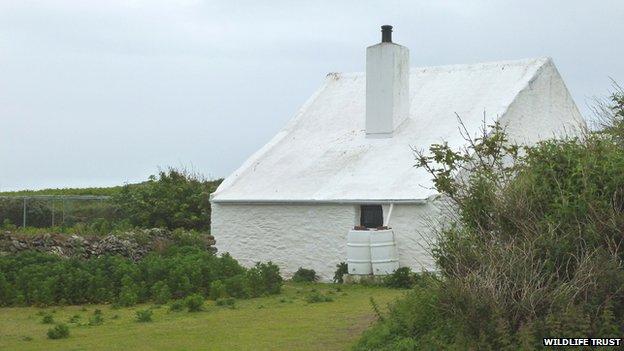 Lockley cottage restored