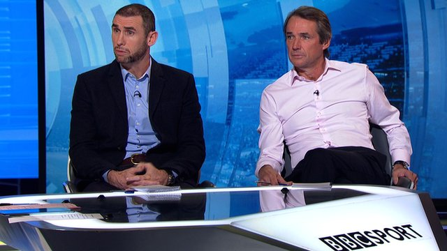 Martin Keown and Alan Hansen discuss the Champions League semi-final matches