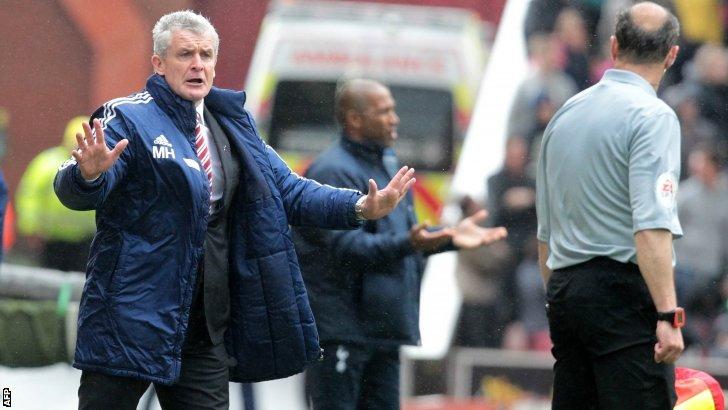 Stoke 0-1 Tottenham