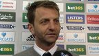 Tottenham Hotspurs head coach Tim Sherwood