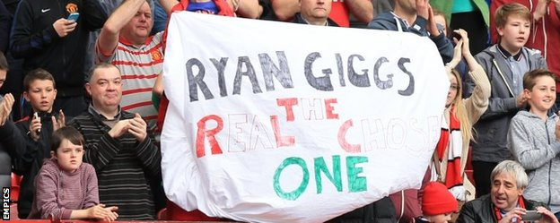 Ryan Giggs banner