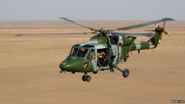 Lynx MK9