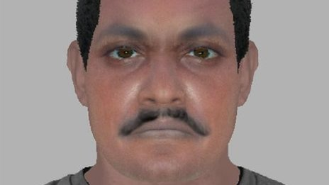 E-fit of man sought by police
