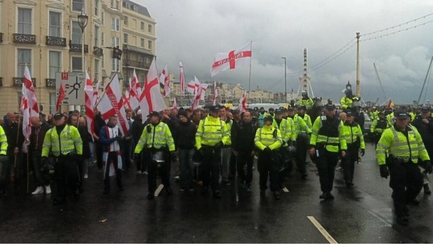 Nationalist march