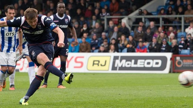 Highlights - Ross County 2-1 Kilmarnock