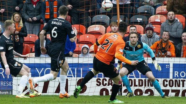 Highlights - Dundee Utd 5-1 Motherwell