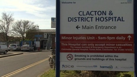 Clacton and District Hospital