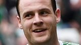 Anthony Stokes celebrates after scoring for Celtic against Inverness