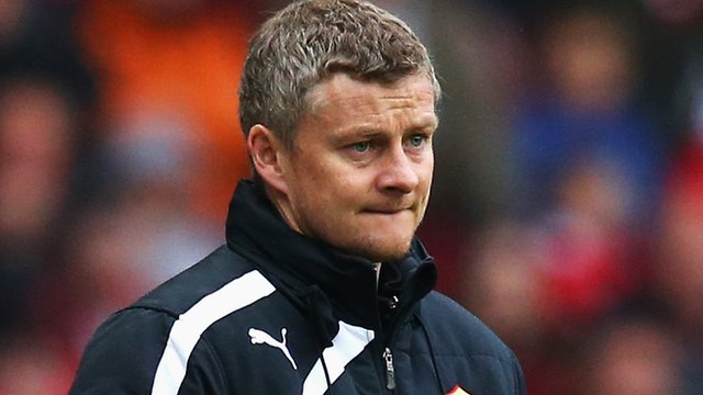We have mountain to climb - Solskjaer