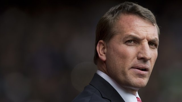 Chelsea played with a back six - Rodgers