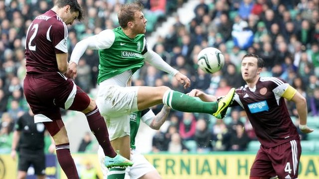Highlights - Hibernian 1-2 Heart of Midlothian