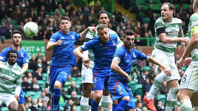 Highlights - Celtic 6-0 Inverness CT