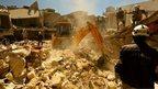 Aleppo gripped by barrel bomb fears