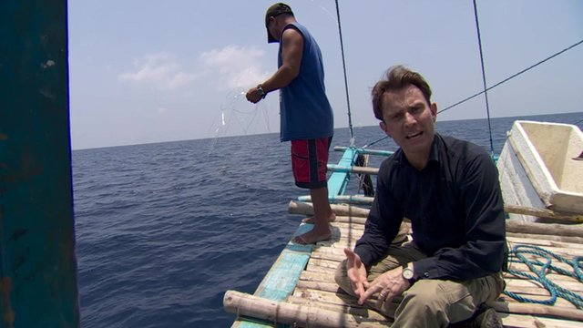 Rupert Winfield-Hayes reports from South China Sea