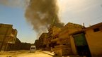 Explosion in Aleppo