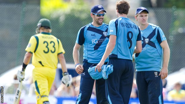 Scotland will be playing at the 2015 World Cup