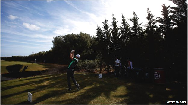 Southern Portugal's courses are a draw for both professional and amateur golfers
