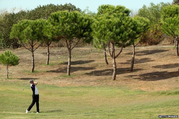Southern Portugal's courses are a draw from both professional and amateur golfers