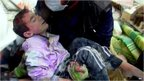 Nine-year-old pulled from rubble