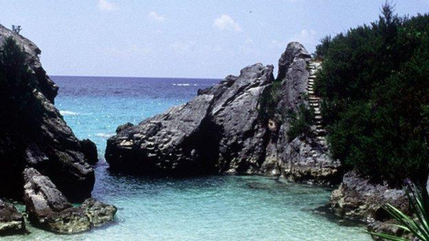 Jobsons Cove. Bermuda