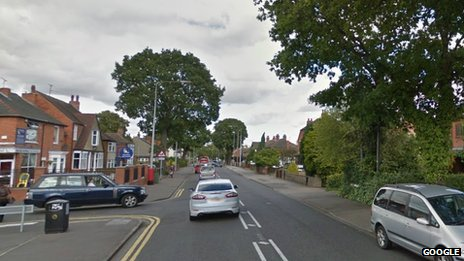 Boultham Park Road