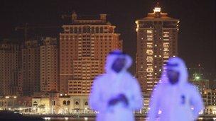 Doha skyscraper development