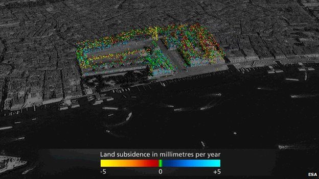 InSar in Venice
