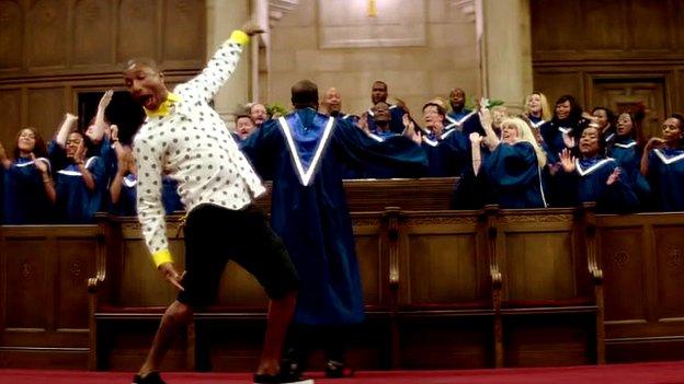 Pharrell Williams' Happy