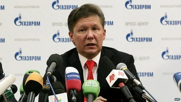 Alexey Miller in January 2006