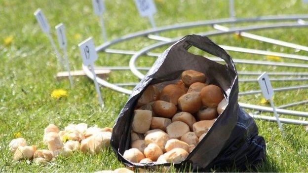 Dorset Knob biscuits
