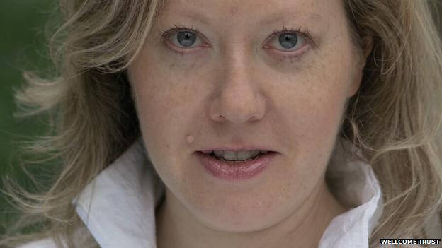 Author Sarah Wise