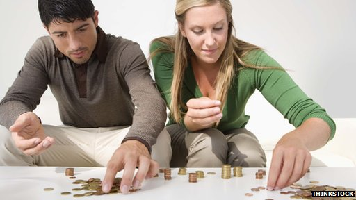 couple count money