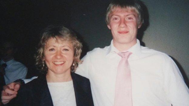 Ann Maguire and Joseph Kilbride