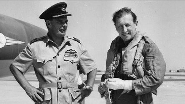 Chapman Pincher in Aden