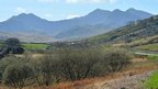 Snowdon seen from Dyffryn Mymbyr