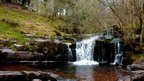 Talybont Waterfalls