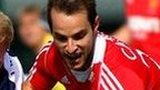 England's Nick Catlin