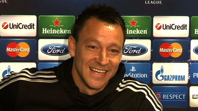 "Captain John Terry says the Chelsea squad get ""better year after year"""