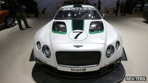 bentley racer