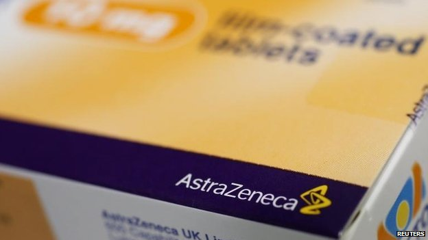 AstraZeneca package