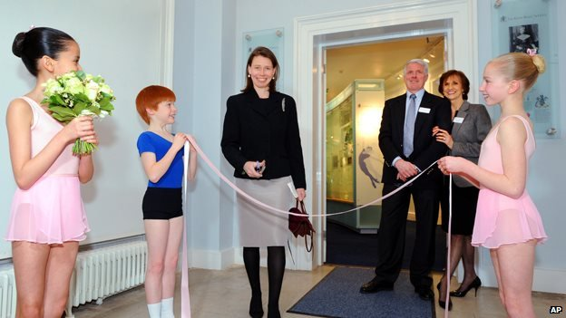 The opening of White Lodge in 2009