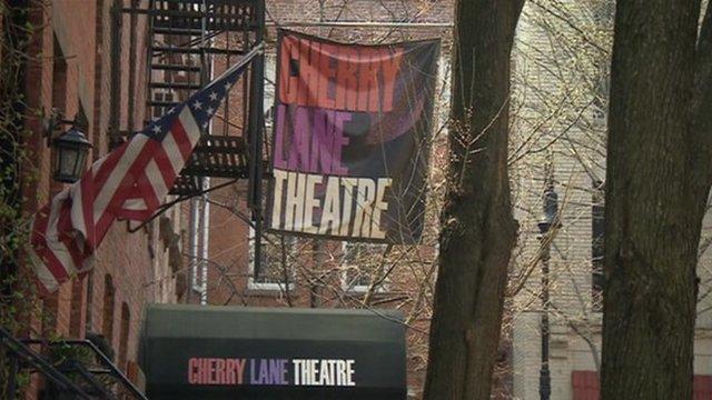 Cherry Lane Theatre, New York